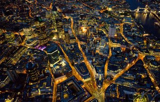 London at Night - Photo 1 of 1 -