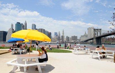 Photo 1 of 1 in Brooklyn Bridge Park Continues