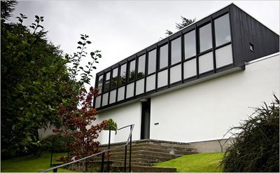 Upside-Down Houses