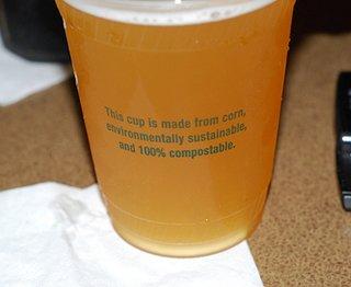 Bioplastic: Green or Greenwashing? - Photo 1 of 1 -
