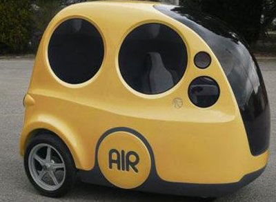 In the Future, We Will All Drive Pacmen