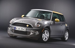 The Electric Mini - Photo 1 of 2 -