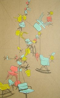 Eames Art on Etsy - Photo 4 of 6 -