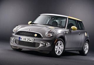 The Mini-E Revealed - Photo 1 of 1 -