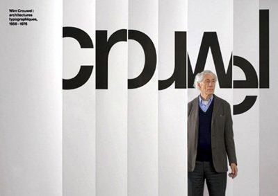 Photo 3 of 3 in Wim Crouwel—Miami's Graphic Designer du Jour
