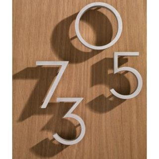 Modern House Numbers - Photo 1 of 6 -