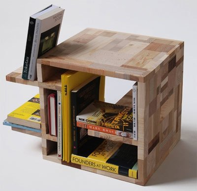 Photo 1 of 1 in Amy Hunting Patchwork Wood Furniture