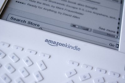 Photo 1 of 1 in Amazon's Kindle 2