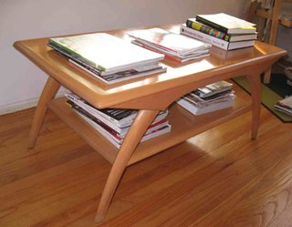 My Favorite Thing: David Greene's Mid-Century Coffee Table - Photo 1 of 1 -