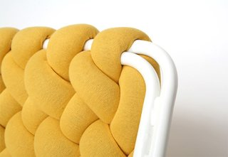 Pleats-Pleats Sofa - Photo 2 of 2 -