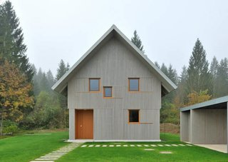 House R, Slovenia - Photo 2 of 4 -