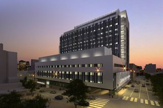 AIA SF Design Awards 2009 - Photo 15 of 23 - California Pacific Medial Center - Cathedral Hill Hospital by SmithGroup<br><br>Honor Award for Integrated Project Delivery