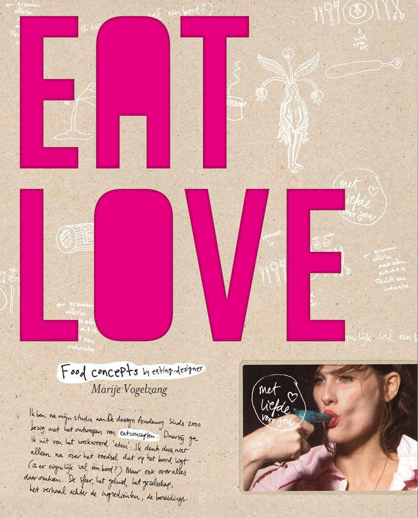 Photo 1 of 4 in Eat Love: A Book of Food Design