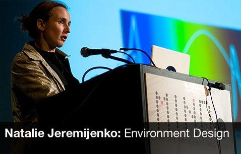 Photo 1 of 3 in Natalie Jeremijenko's MoMA Lecture