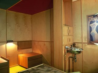 Corbusier's Cabanon at RIBA - Photo 3 of 3 -