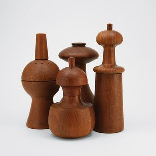 Quistgaard Pepper Mills - Photo 1 of 1 -