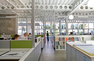 Top Ten Green Projects - Photo 18 of 20 - The Terry Thomas (interior view) in Seattle, Washington, by Weber Thompson. Photo by Lara Swimmer.