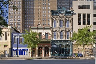 Houston, Texas - Photo 8 of 17 - The streets of Houston's downtown historic district are lined with examples of 19th-Century architecture. Image courtesy of the Greater Houston Convention and Visitors Bureau.