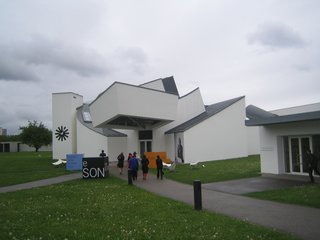 Touring Switzerland: Day 4 - Photo 1 of 3 - The Frank Gehry Design Museum at Vitra HQ