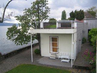 Touring Switzerland: Day 4 - Photo 3 of 3 - Le Corbusier's 1923 Villa Le Lac