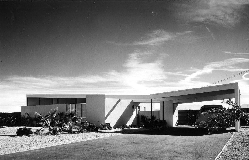 Racquet Club Road Estates by William Krisel.  Photo 4 of 9 in Iconic California Midcentury-Modern Architect William Krisel Dies at 92 from Q&A with Illustrious California Architect William Krisel