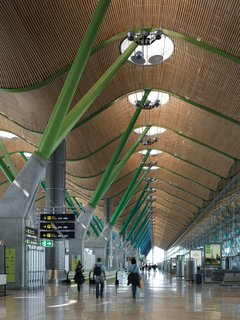 Barajas Airport, Madrid