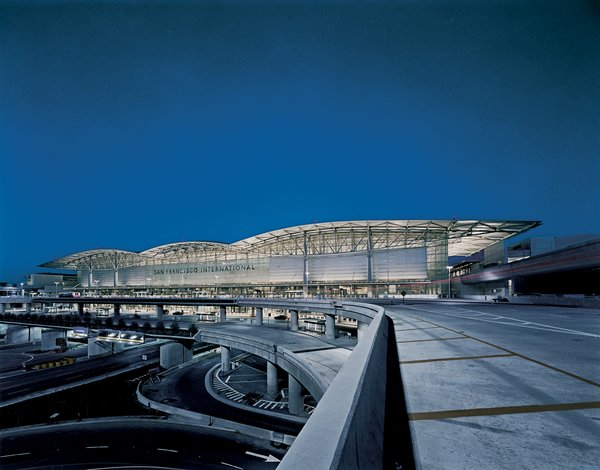 San Francisco International, exterior  Photo 2 of 3 in Gates of Heaven