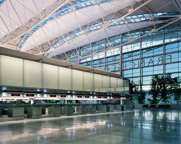 San Francisco International, interior  Photo 3 of 3 in Gates of Heaven