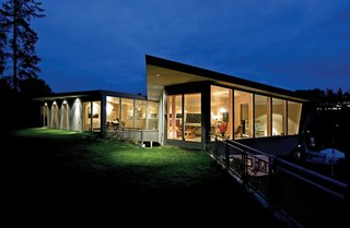 Edge House, 2008. Image by Nils Petter Dale.