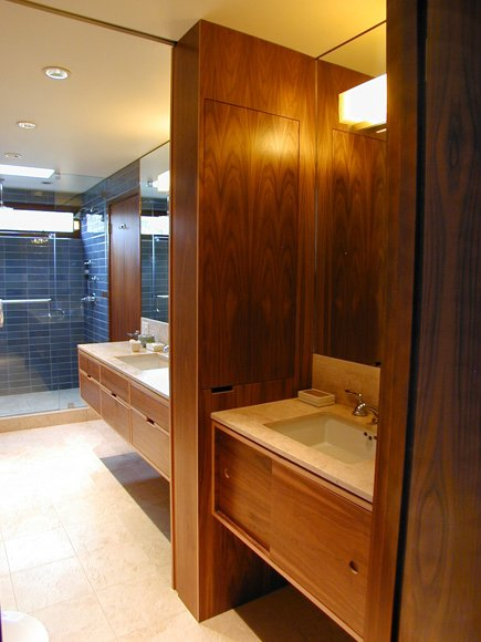 Anderson Remodel by Shed Architects. Custom cabinetry by Kerf Design. Photos courtesy of the architects.  Photo 11 of 12 in Built-In Beauty