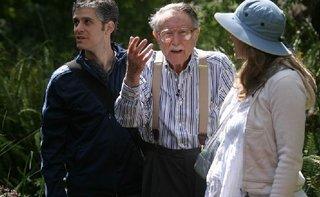 Interview: Filmmaker Eric Bricker - Photo 3 of 10 - Director Eric Bricker, Shulman, producer Babette Zilch