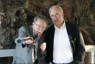 Shulman and cinematographer Dante Spinotti