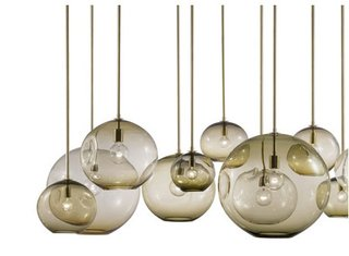 Ripple Chandelier - Photo 1 of 1 -