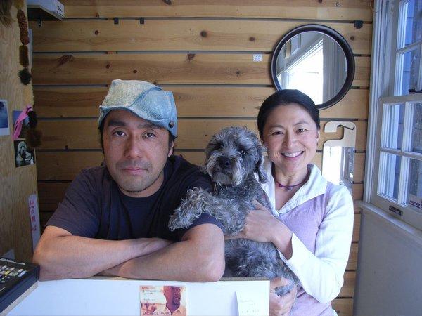 Keiko Shinomoto at DOD