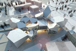 BIG to Design Tallinn City Hall - Photo 4 of 5 -