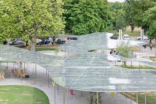 Pavilion Ponderings, Thanks to SANAA - Photo 1 of 3 -
