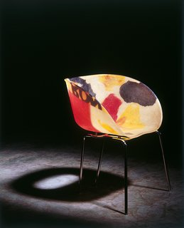 Pic Chair (1997)<br><br>Photo by Erik and Petra Hesmerg and courtesy of Private Collection, Maastricht, and the <br><br>Museum of Modern Art