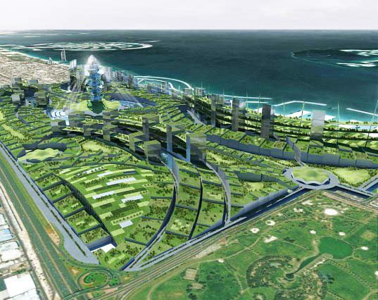 The Self-Sufficient City - Photo 1 of 4 -