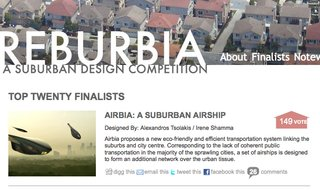 Reburbia Voting Begins Today! - Photo 1 of 1 -