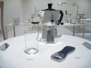 Design by Numbers - Photo 2 of 4 - Objects from the Super Normal exhibit at twentytwentyone in 2006.