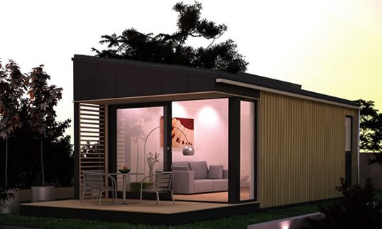 Photo 3 Of 4 In Pod Space Prefab Garden Sheds