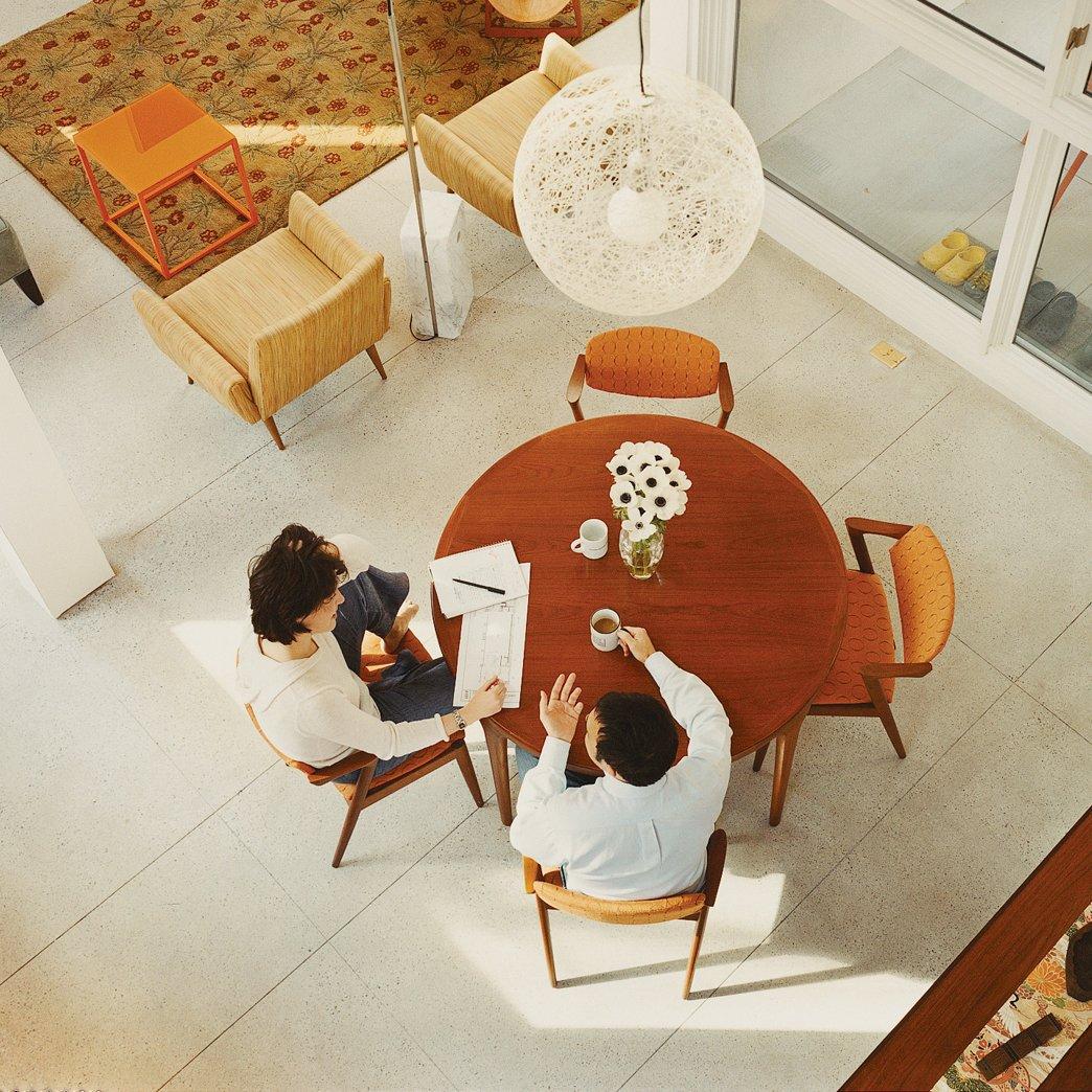 Gaffney House Dining Room