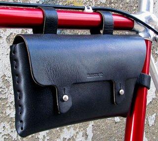 Billykirk Bike Frame Bag - Photo 2 of 2 -