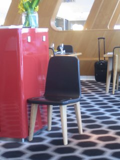 Qantas First Lounge: Sydney - Photo 5 of 7 -