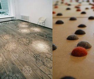 Monika Järg's Wooden Carpets