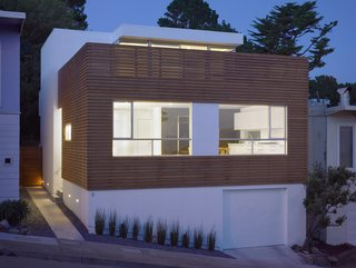 The Cityview Residence in San Francisco, California, designed by Edmonds + Lee Architects, winner of the New Practices San Francisco 2009 competition.