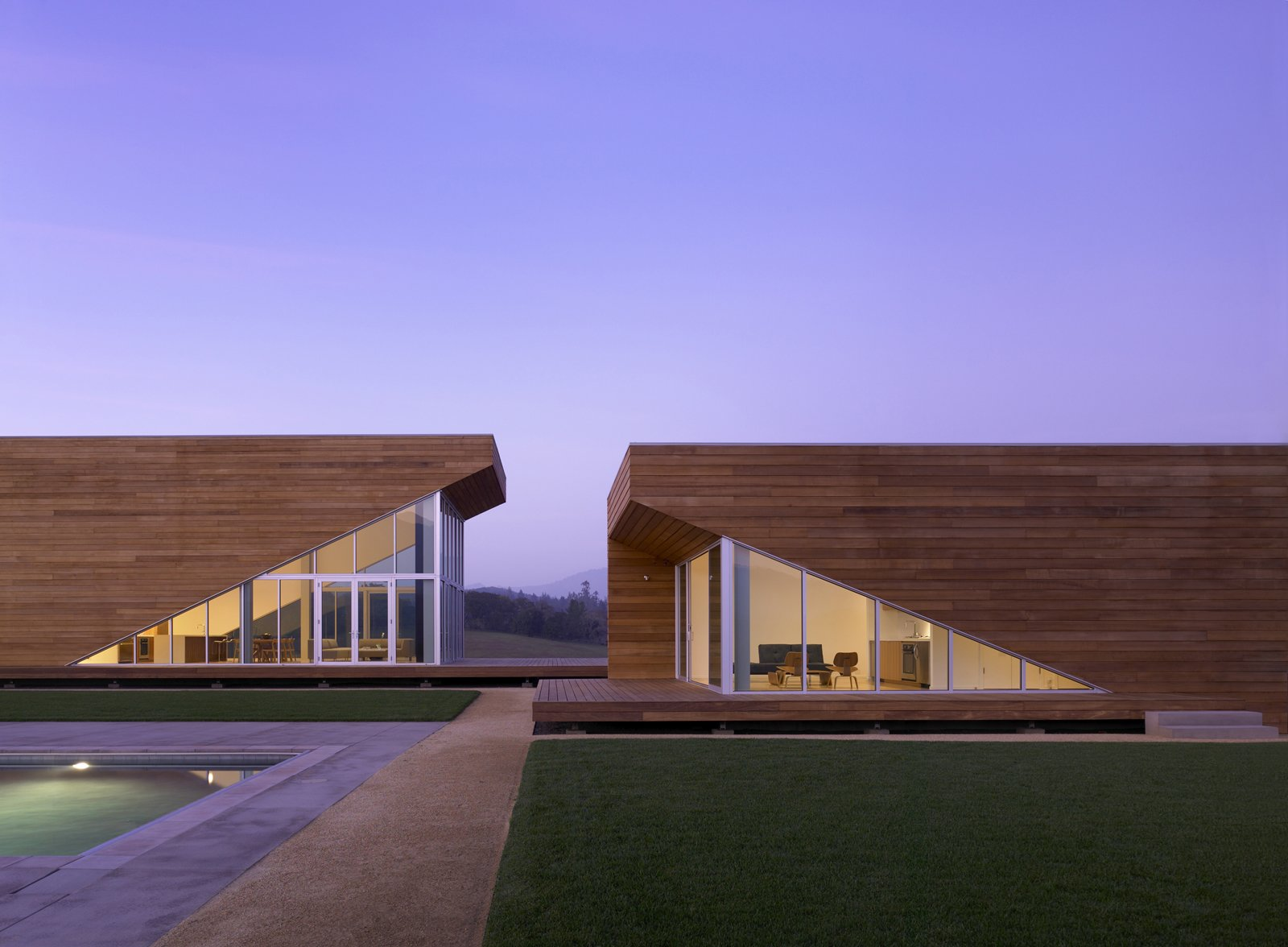 Summerhill House  Location: Kenwood, California  Architect: Edmonds + Lee Architects  Photo 6 of 22 in Young Guns: Best New Practices 2009