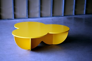 Bubbles Table by KiBiSi. Designed in 2007. Limited Edition.<br><br>Photo courtesy of KiBiSi