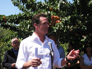 Inhabitat Interviews Gavin Newsom - Photo 1 of 1 -