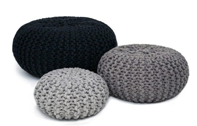 The Sheep Who Made Your Pouf Dwell Classy Dwell Pouf